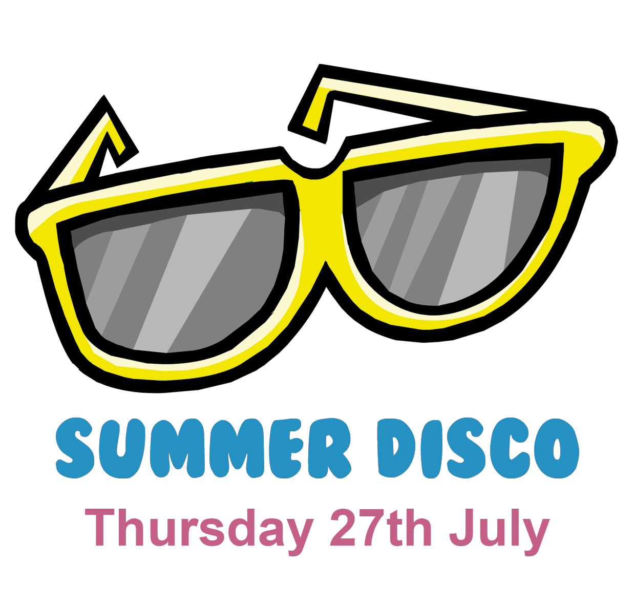 Summer Events disco