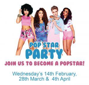 PopStar Party
